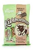 Kuhbonbon Vegan Double Choc 165g - Vegane Schokoladen...