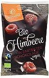 Landgarten Bio Himbeere in Zartbitter-Schokolade, 50 g