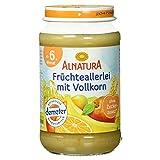 Alnatura Demeter Bio Früchteallerlei mit Vollkorn, 6er...
