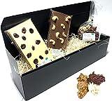 LUNASTO Schokoladen Geschenk als Präsentkorb/...