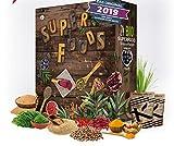 SUPERFOOD Adventskalender I beliebter...