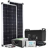 Offgridtec® Autark M-Master 200W Solar - 1000W AC...