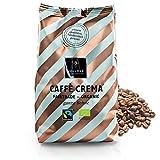 VOLLMER Caffè Crema in ganzen Bohnen - Premium Kaffee...