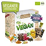 VEGAN Adventskalender I veganer Weihnachtskalender mit...