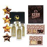 KERNenergie Weihnachten Geschenk-Set, Schokolade und...