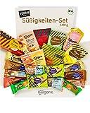Veganz Süßigkeiten Box mit 18 Sorten - Schokolade -...