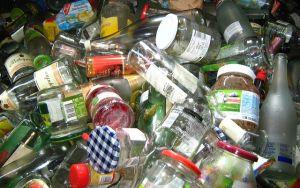 Altglas Recycling