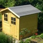 Ökologische Gartenhäuser aus nachhaltiger Holzproduktion