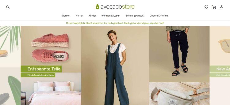 Avocadostore Startseite