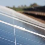 Solaranlage auf Gartenhaus