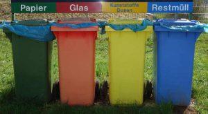Müll richtig trennen