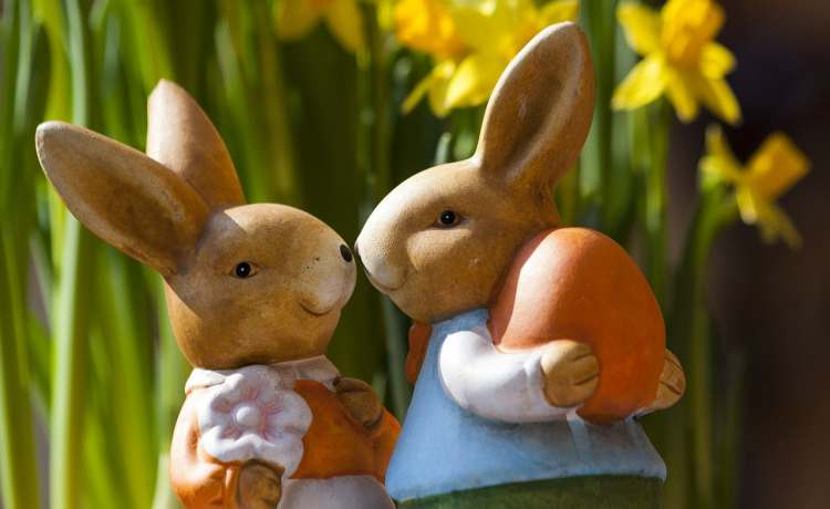 Ostern nachhaltig feiern