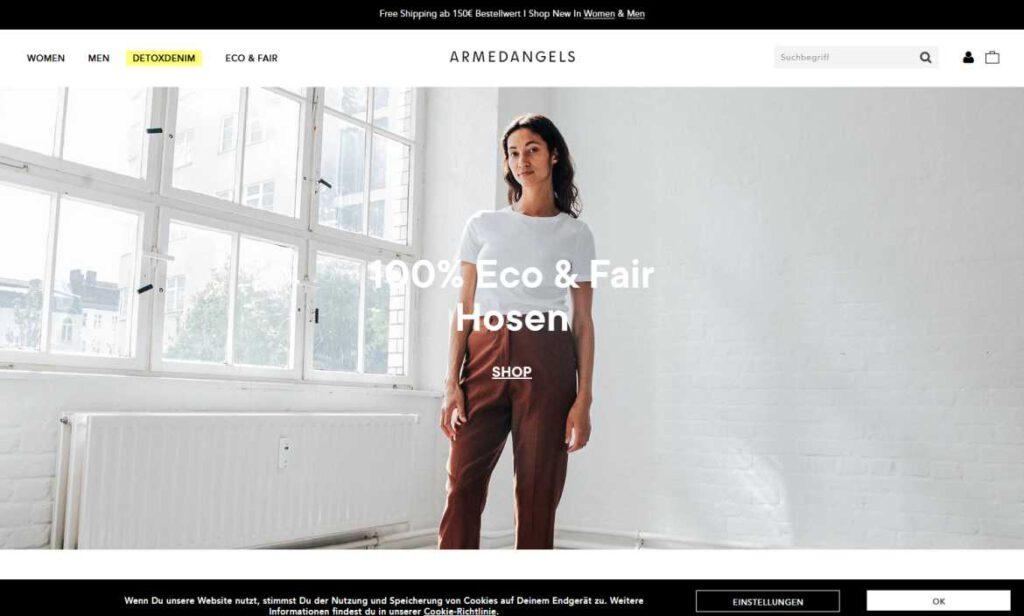 armedangels_startseite