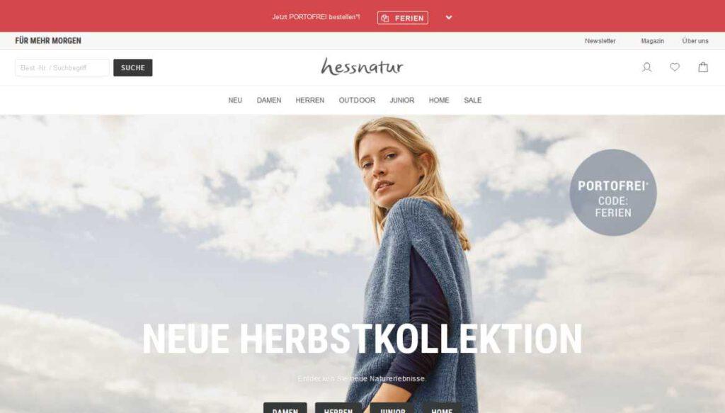 hessnatur_startseite