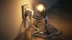 Strom sparen