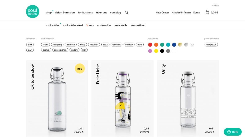 soulbottles_nachhaltige Trinkflaschen