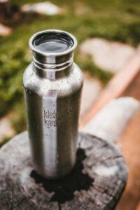 wiederverwendbare trinkflaschen